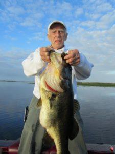 13lb Orlando Florida monster bass