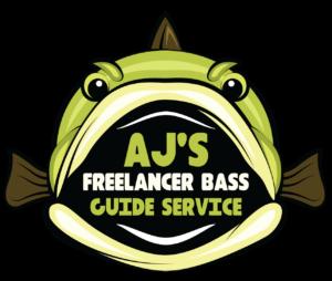 AJ s Freelancer Bass Guide Service_Logo