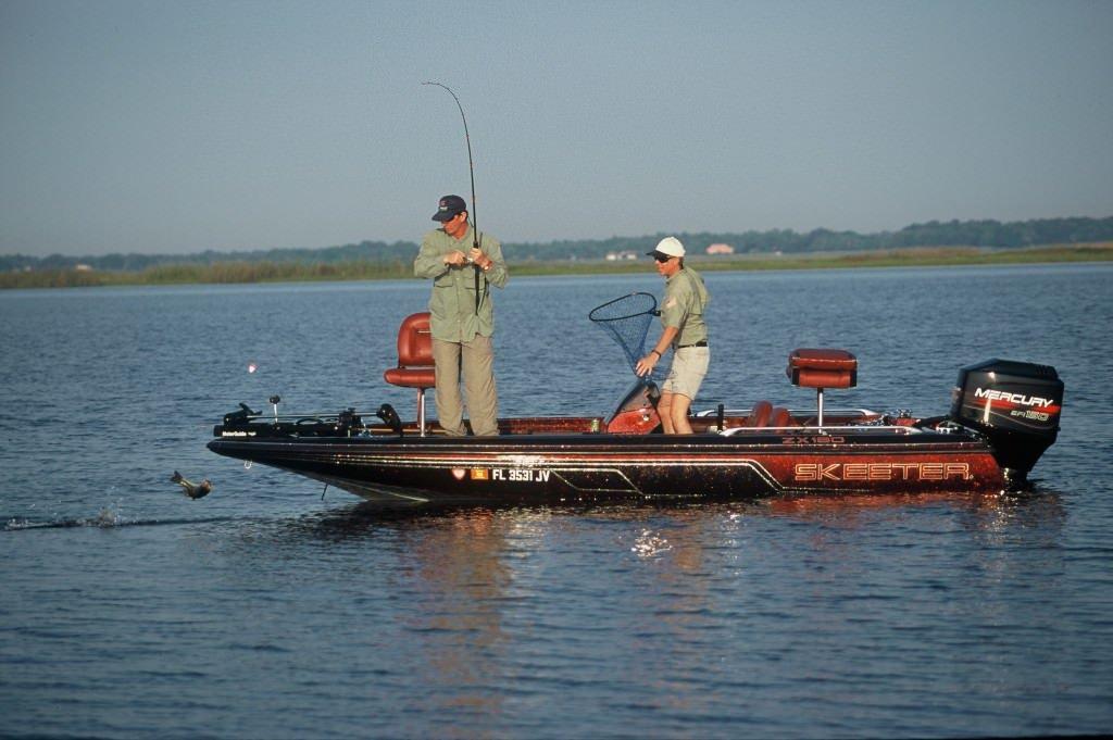 Lake Toho bass fishing guides
