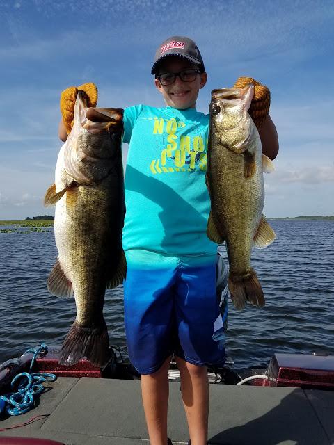 Orlando bass fishing guide bass