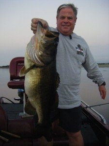 Monster Lake Toho bass