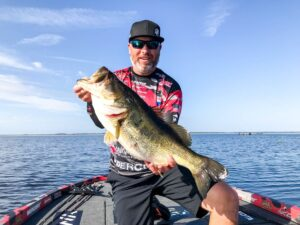 Brett Hites 9 pound 12 ounce from the first MLF event on Toho