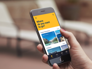 Expedia Mobile Booking