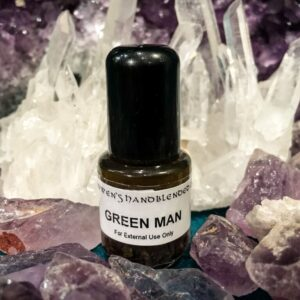 Category Header-Wiccan Archetypes-Green Man_C