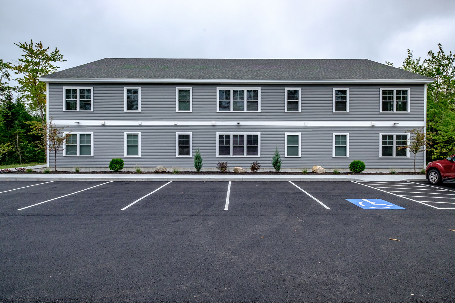 Lakewood Apartments, Bridgton