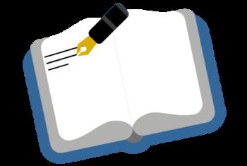 Writing Logo