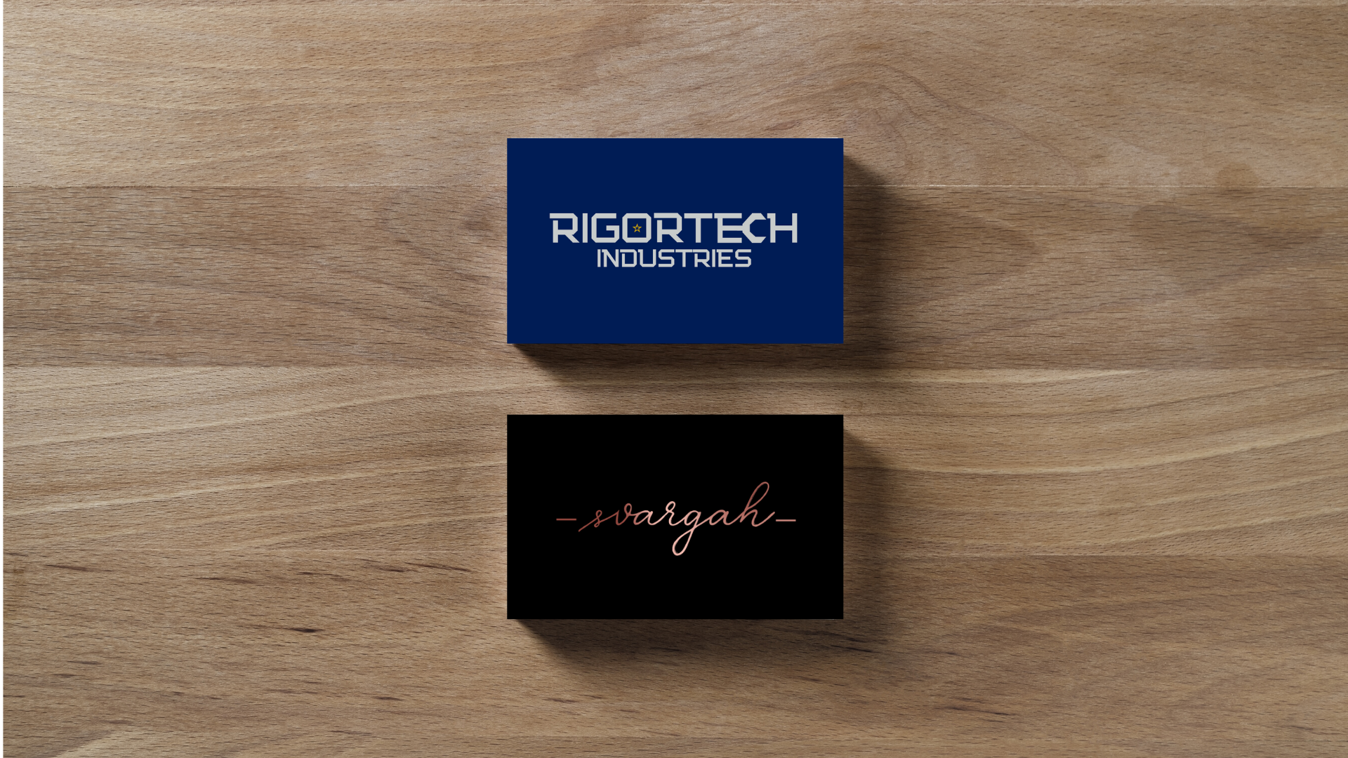 Business Card Samples 1