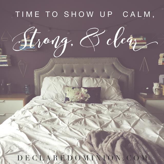 Stay woke but rest deep