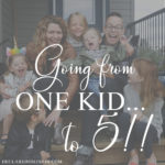 From 1 kid to 5 kids: how to love your new blended family