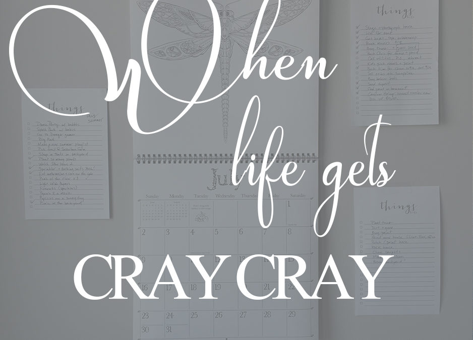 When life is CRAY CRAY