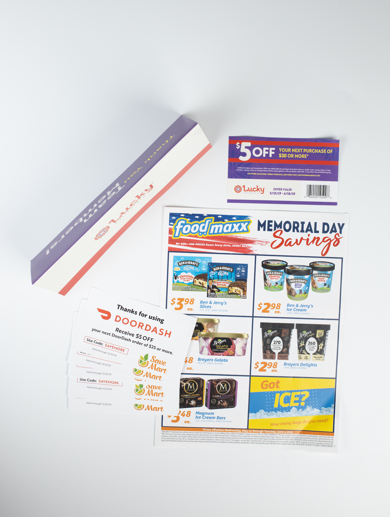 Direct Mail and Flyers