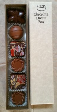 Chocolate Dream Box closing permanently - buy your treats and gifts while you can today and tomorrow