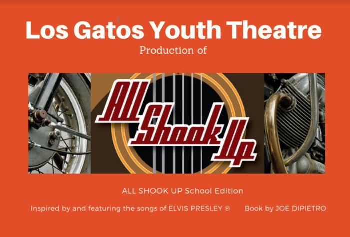 Los Gatos Youth Theatre - All Shook Up