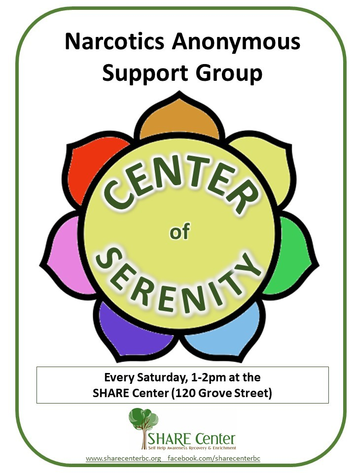 Narcotics Anonymous Support Group