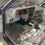 1981 Volkswagen Rabbit Interior