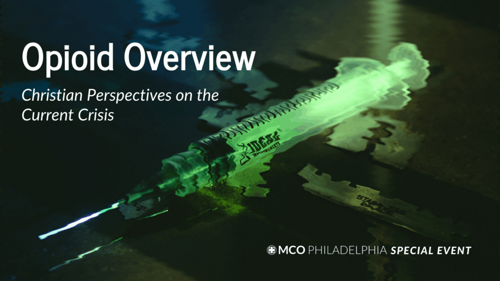 Opioid Overview, Part 1: Dr. Tim Leaman Image