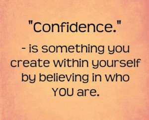 Mindy Hord Confidence
