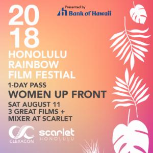 ClexaCon at 2018 Honolulu Rainbow Film Festival