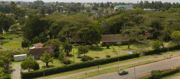 The East Africa Kennel Club Showground