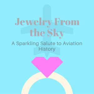 airplane and aviation jewelry
