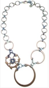 jewelry from repurposed metals