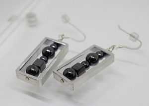 jewelry from airplane metal