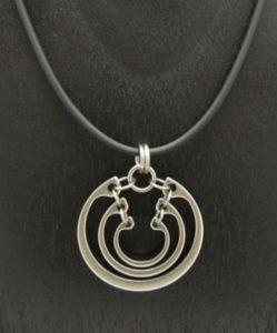 Wraptillion's Concentric Pendant, $80, museumofflightstore.org