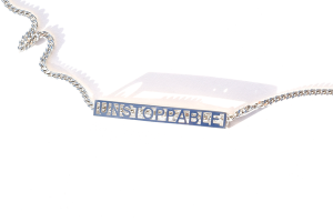 Custom Signature UNSTOPPABLE Necklace