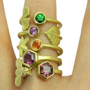 Assorted Color Pop Rings *(See individual descriptions below gallery)