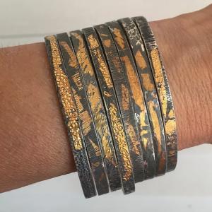 Patina Bracelets
