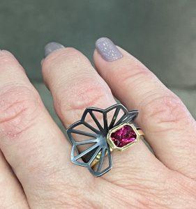 Karin Jacobson with Jewelry Navigator