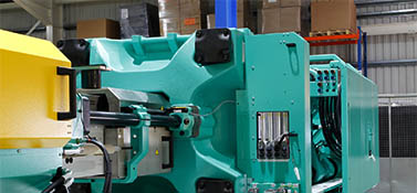 Injection Molding Machine small