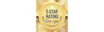 5-star Rating Google