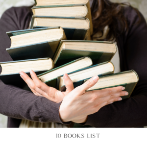 10 Books My Clients and I Love