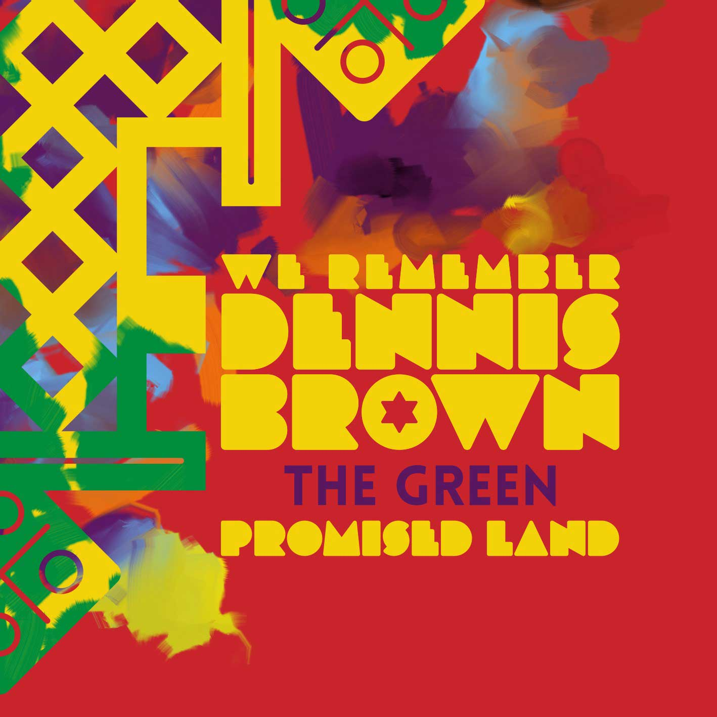 Dennis_Brown-The_Green-Promised_Land-Cover