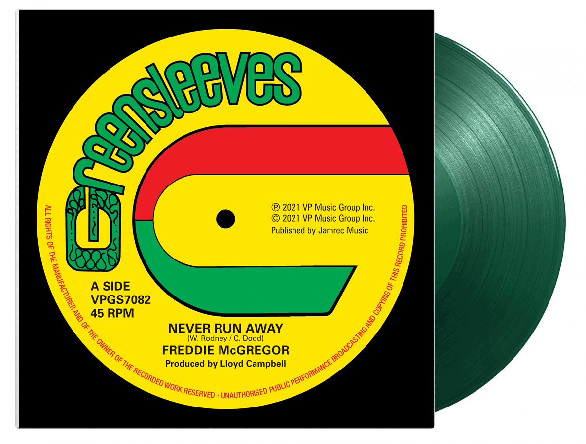 Never Run Away (Record Store Day Exclusive)