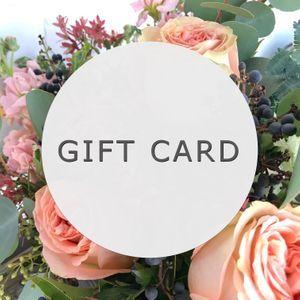 E Gift Cards
