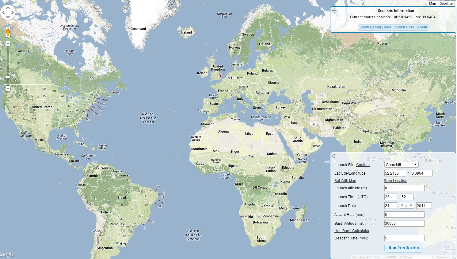 Hab Hub Predictor Map Image
