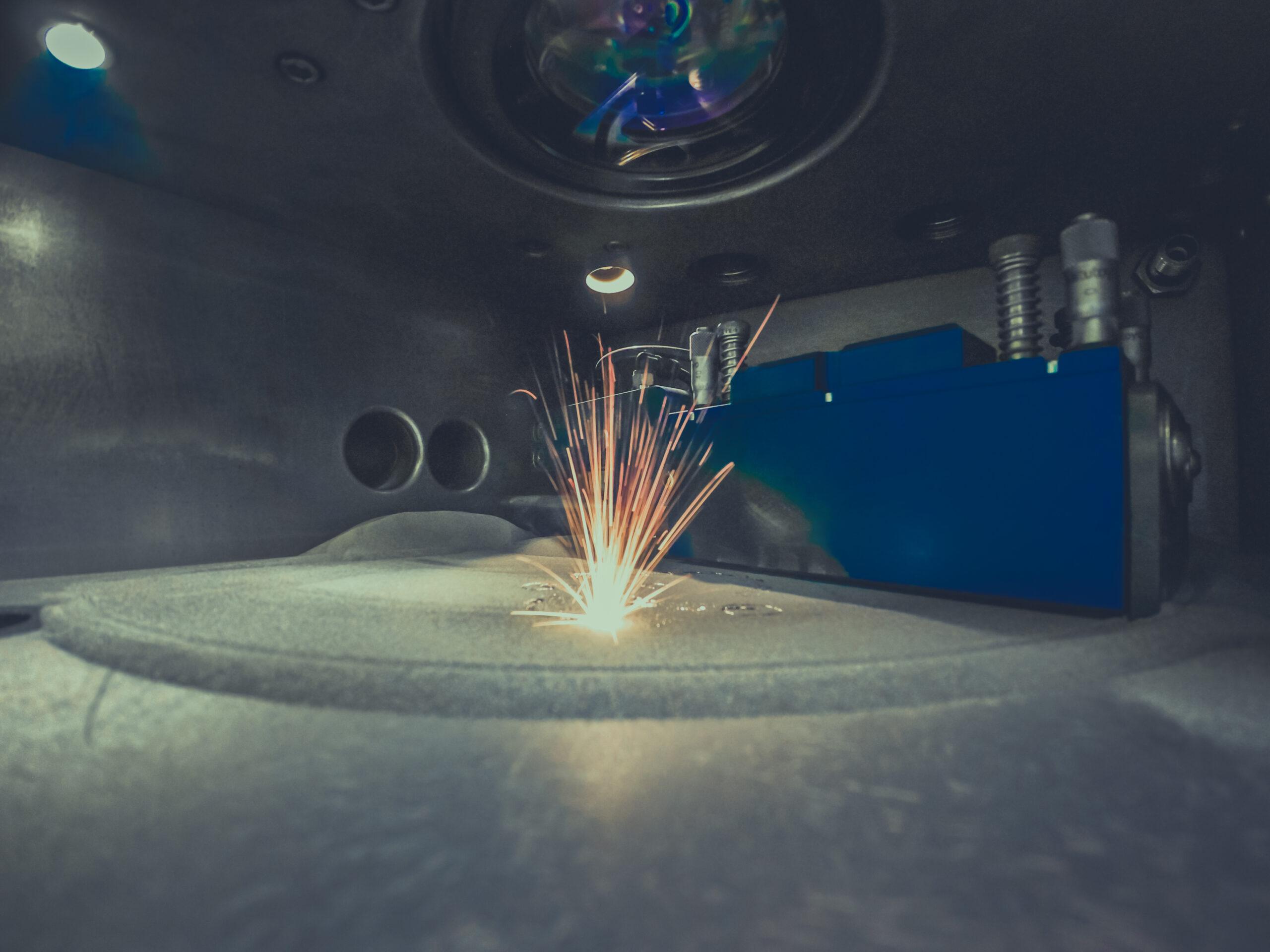 Direct Metal Laser Sintering Image