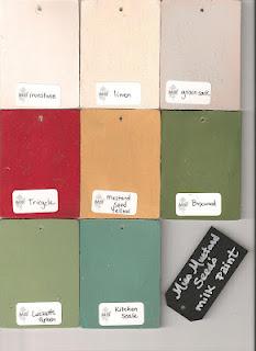 Miss Mustard Seed Milk Paint retailer