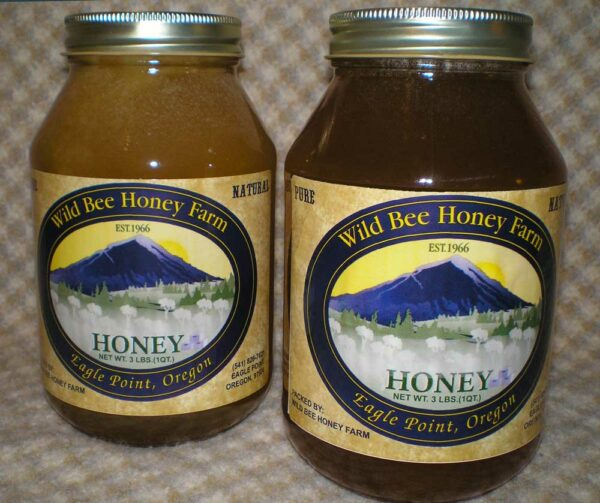 Yummy Honey - Quart size