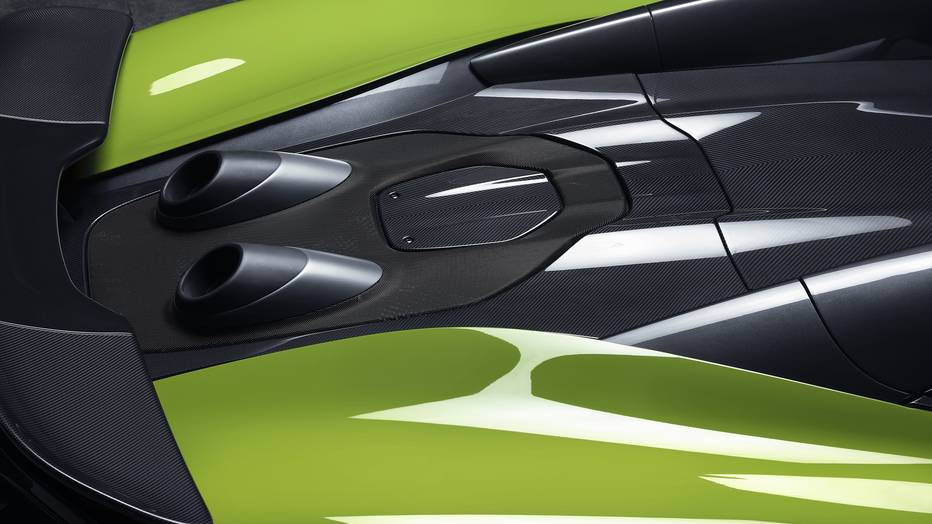 McLaren isn't saying this is the 600LT Spider (but this is the 600LT Spider)
