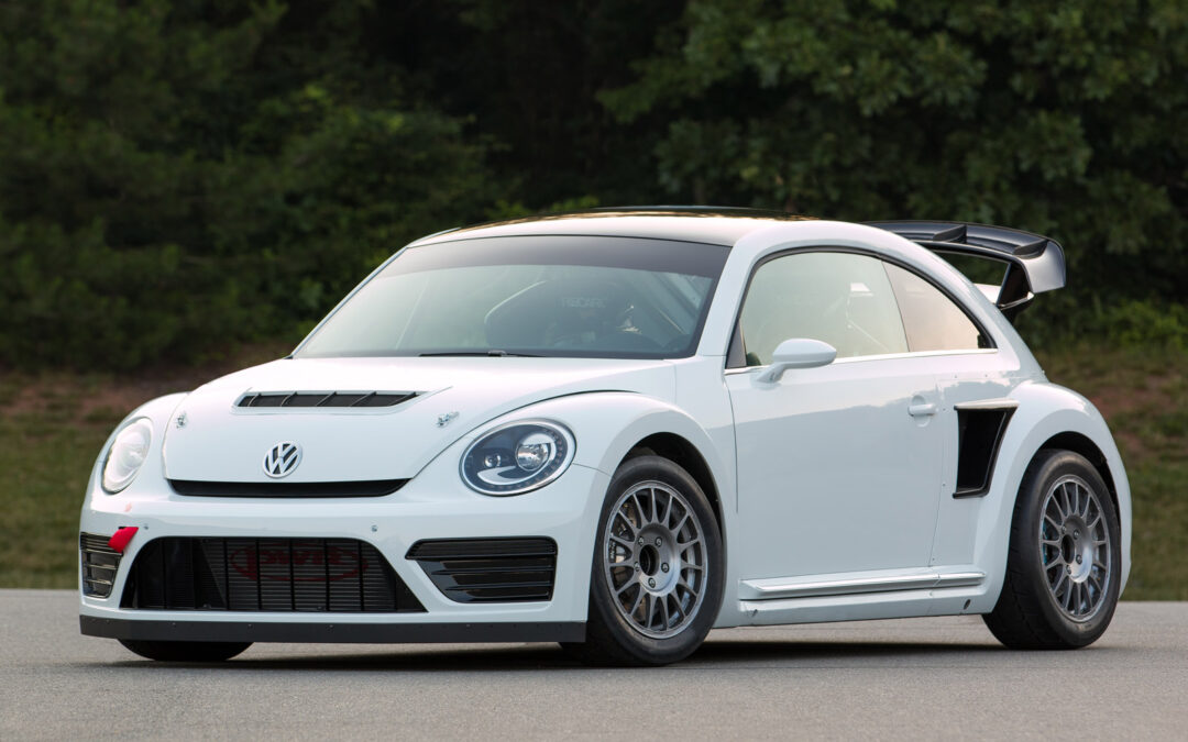 2014 Volkswagen Beetle Global RallyCross Championship Car Revealed