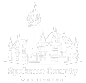 Downtown Spokane logo (a partner in the Spread Kindness movement).