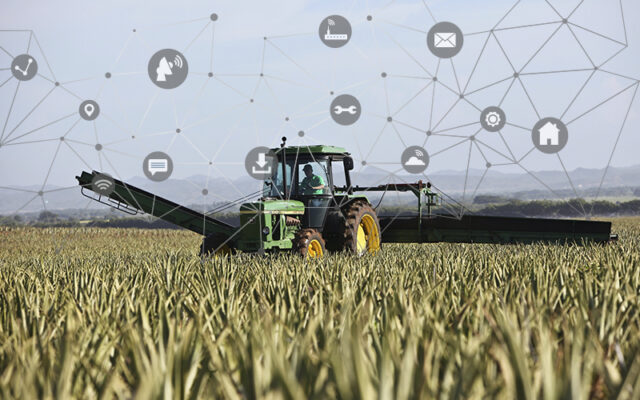 agricultura conectada