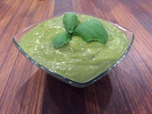 Avocado Pesto Sauce