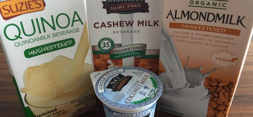 CARRAGEENAN…check your labels for this dangerous ingredient!