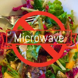 Can you go a week without your microwave?!