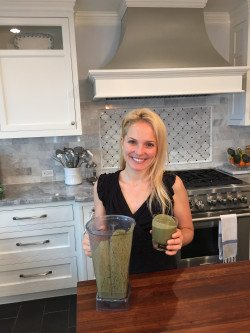 Green Smoothie…for the whole family!