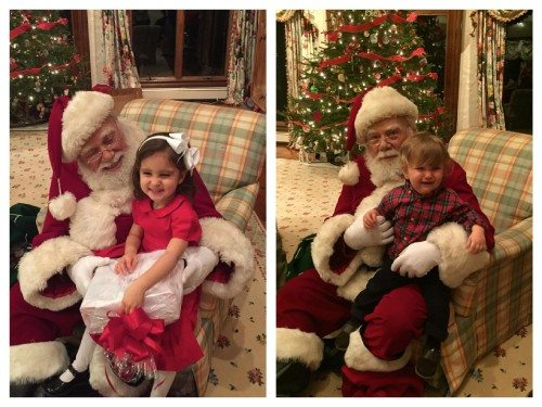 Seeing Christmas through the eyes of a child…